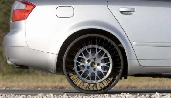 Як змінювались автомобільні колеса