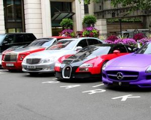Львів'яни впровадили власний податок для дорогих авто