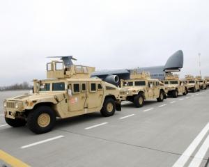 Україна модернізуватиме американські бронемашини