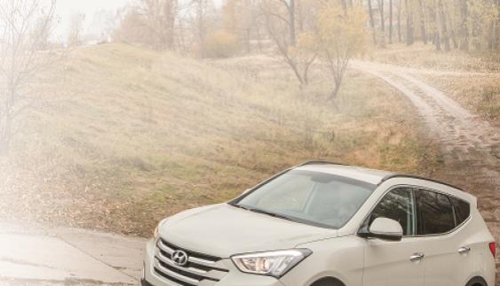 Тест-драйв Hyundai Santa Fe: чудовий кросовер за розумні грoшi