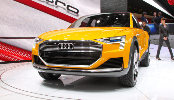Концепти Audi освоюють нові види палива