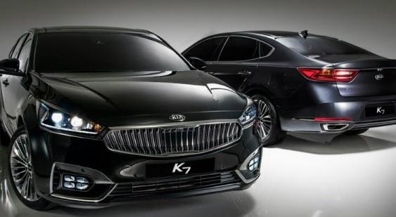 Kia розповіла про седан Cadenza нового покоління
