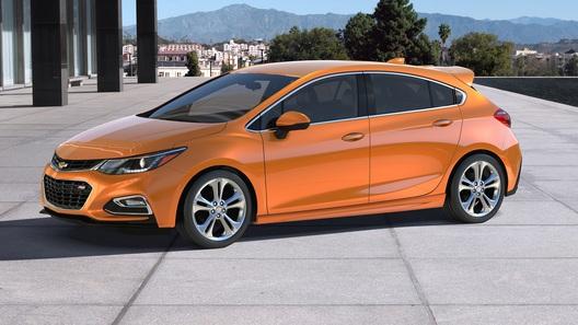 Компанія Chevrolet розсекретила нову модель до прем'єри