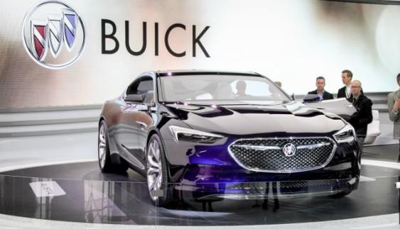 Чудовий Buick Avista вбиває красою наповал (фото)