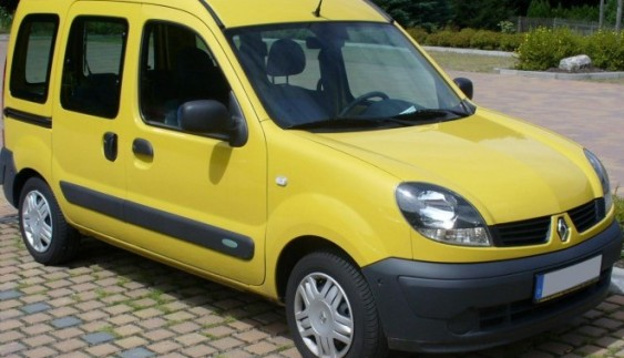 Компанія Renault представила мільйонний екземпляр марки автомобіля Kangoo