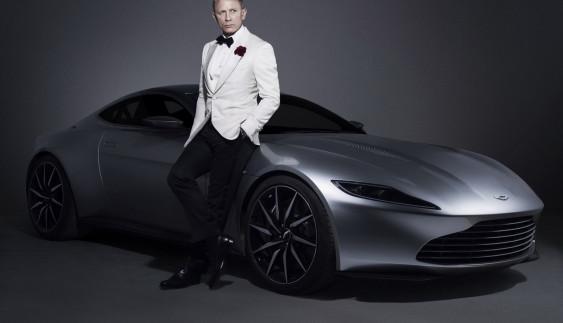 Aston Martin Джеймса Бонда продадуть на аукціоні