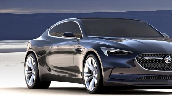 Автомобіль, який отримав приз за кращий дизайн у Детройті