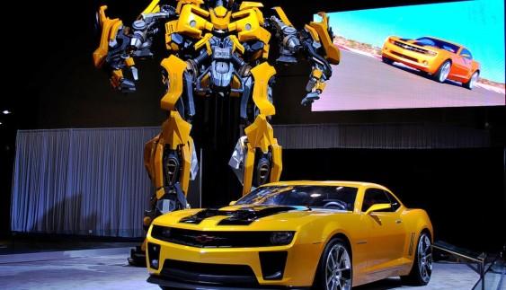 """На аукціоні продадуть унікальне авто з """"Трансформерів"""" (ФОТО)"""