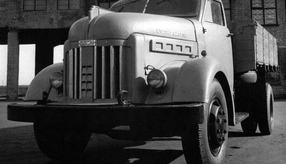 Дослідний зразок вантажного автомобіля ЗІС 253