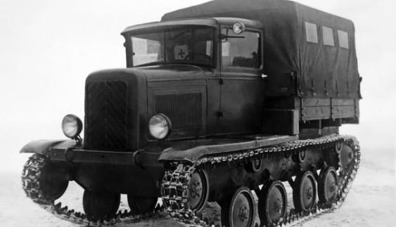 Радянський дослідний артилерійський тягач ГАЗ-22 (Т-22)