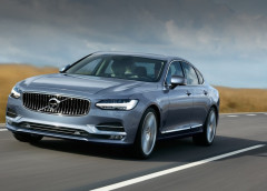 Volvo S90 Polestar може стати конкурентом BMW M5