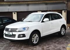 В Україну прибули нові версії автомобілів Zotye