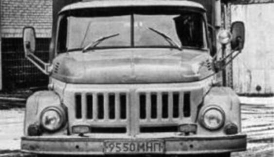Дослідний автомобіль 3іЛ 4305, виготовлений у 2 примірниках (ФОТО)