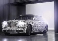 Rolls-Royce приступить до дорожніх тестів власної платформи