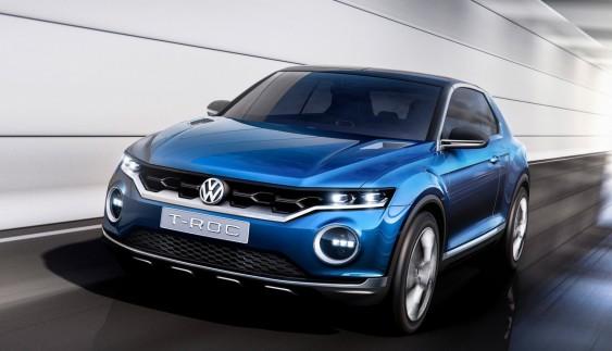 Volkswagen готовит конкурента Nissan Juke