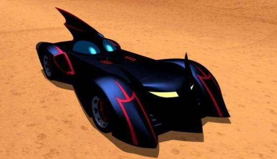 """10 найяскравіших """"автомобілів Бетмена"""""""