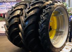 В Україні збанкрутував виробник шин