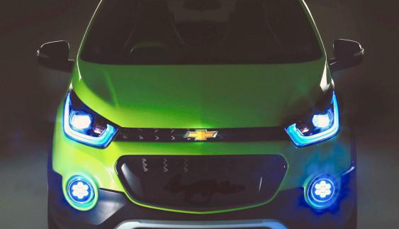 Спадкоємець Daewoo Matiz отримає «позашляхову» версію