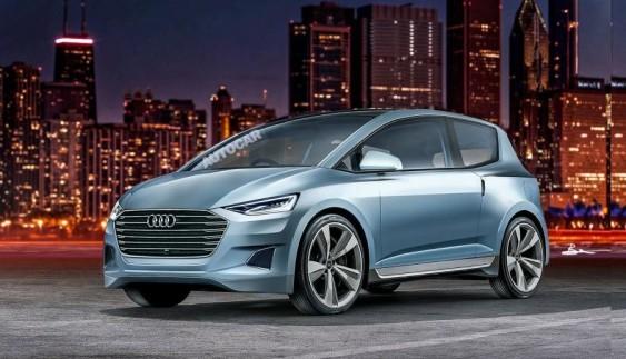 Audi готує саму доступну модель