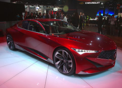 Як виглядатимуть нові автомобілі «Акура»
