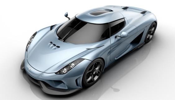 У Мережі з'явилось відео з суперкаром Koenigsegg Regera