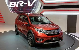 Новий великий кросовер Honda BR-V з'явився вже у продажу