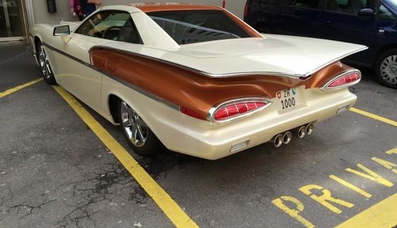 Тюнінг навпаки: як з нового Cadillac XLR зробили старий Chevrolet