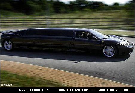 Найшвидший і найдовший автомобіль