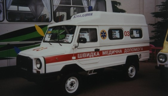 На дорогах України помітили унікальний позашляховик ЛуАЗ