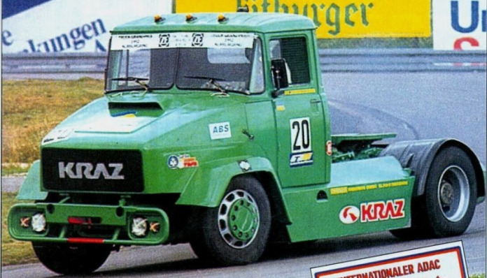 kraz-race-truck