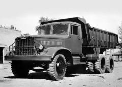 КрАЗ-222 – перша вантажівка українського автогіганта