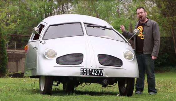 Найгірша машина всіх часів і народів (відео)