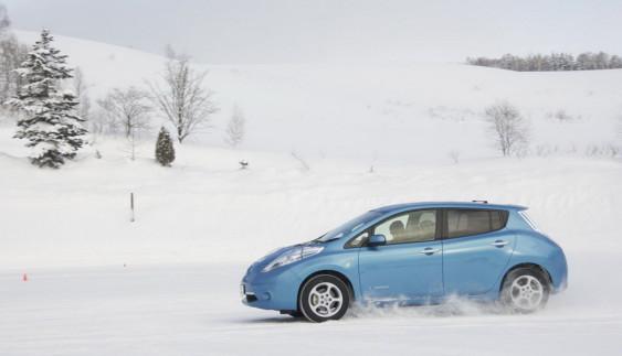 Стало відомо, скільки проїжджає електромобіль взимку в Україні