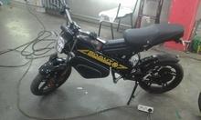 В Україні планують збирати електричні мотоцикли