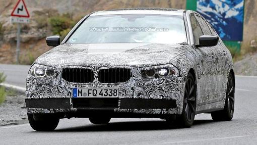 Для BMW 5-Series розробляються 2 гібридні версії