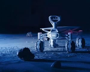 """Audi розробила """"джип"""" для космосу (фото)"""