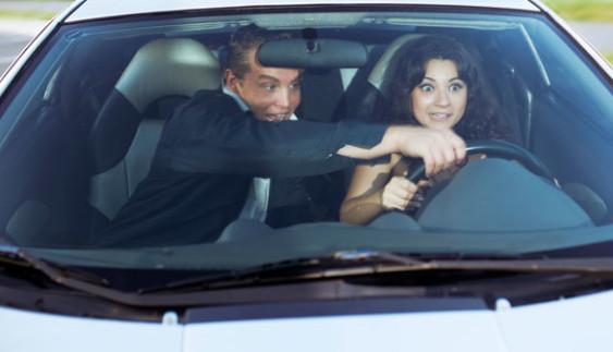 Розвеселить кожного: як проходять уроки водіння в автошколі (відео)