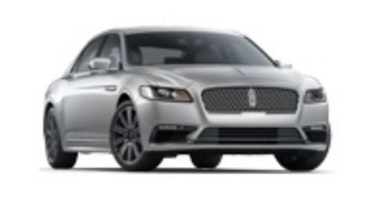 Зустрічайте Lincoln Continental 2017 перед прем'єрою