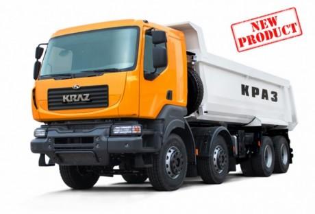 В Україні стартувало виробництво нової великотоннажної вантажівки (відео)
