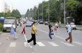 Необхідно штрафувати пішоходів, які переходять дорогу із порушенням ПДР
