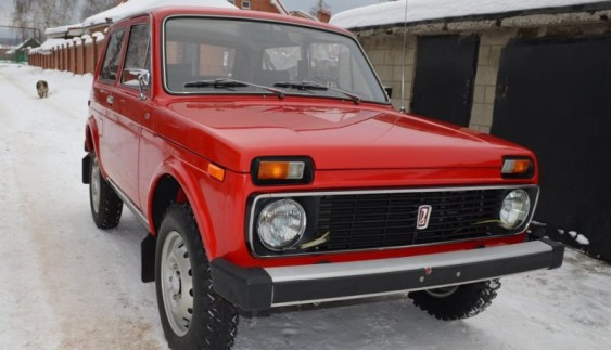 """ВАЗ-2121 """"Нива"""" 1980-го року з пробігом 200 кілометрів"""