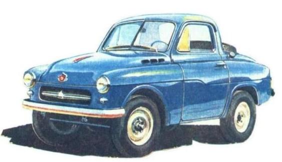 Радянський позашляховик ГАЗ-М73: на 40 років випереджаючи японців