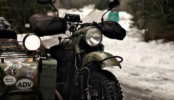 """Мотоцикл """"Урал"""" – особливості двоколісного повного приводу"""