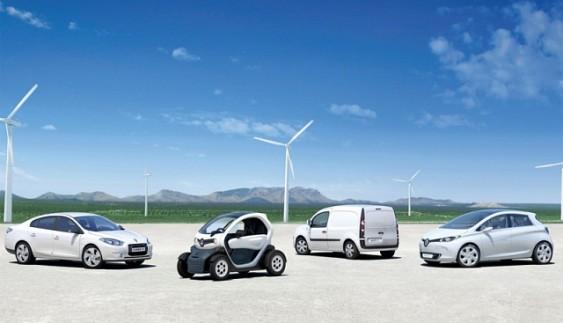 Електромобілі Renault вже скоро в Україні