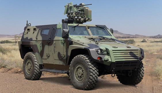 Україна і Туреччина будуть спільно виробляти бронетехніку і двигуни