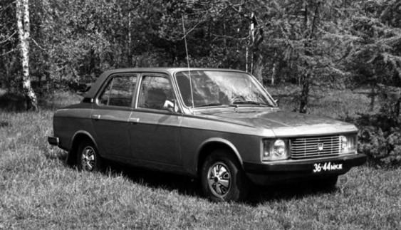 Дослідні легкові автомобілі АЗЛК серії 3-5
