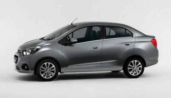 Chevrolet представив новий компактний седан Essentia (ФОТО)