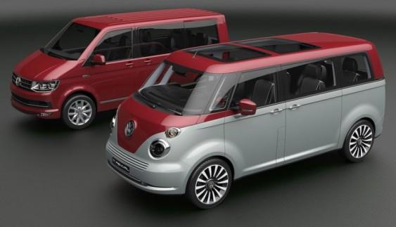 Пофантазуємо: Volkswagen T1 на сучасний лад