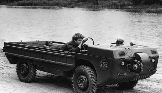 ЛуАЗ-969: повнопривідний автомобіль з СРСР
