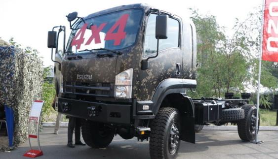 В Україні появилася альтернатива військовій вантажівці ГАЗ-66